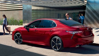 2018 Toyota Camry Toyota Dealer Vancouver Wa Vancouver Toyota