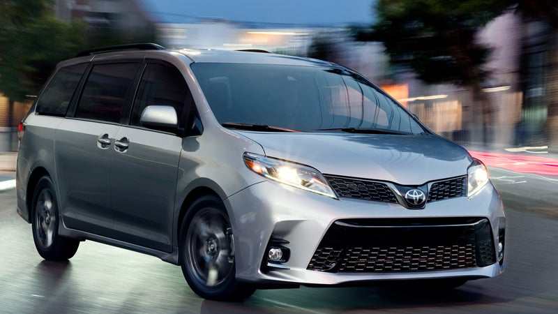 2018 toyota sienna | toyota dealer vancouver wa | vancouver toyota