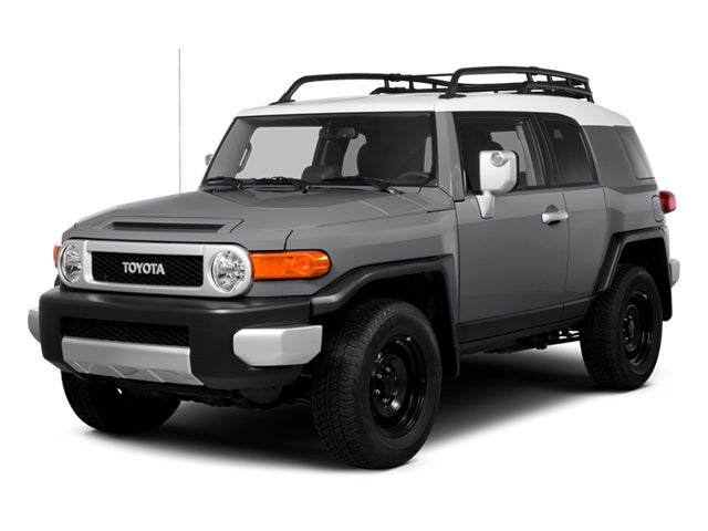 2014 Toyota Fj Cruiser 4wd 4dr Auto Vancouver Wa Area Toyota Dealer Serving Vancouver Wa New And Used Toyota Dealership Serving Battle Ground Orchards Gresham Or Wa