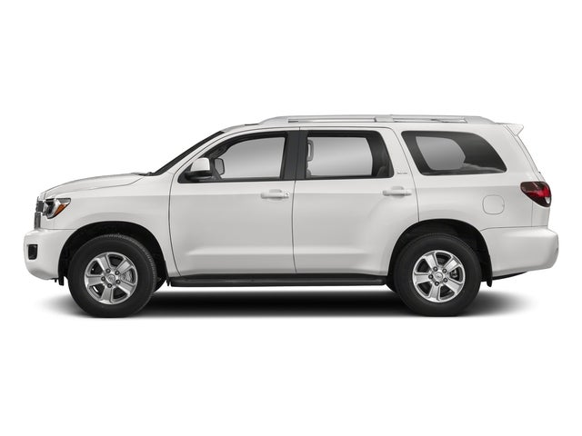 2018 Toyota Sequoia Limited 4wd Toyota Dealer Serving