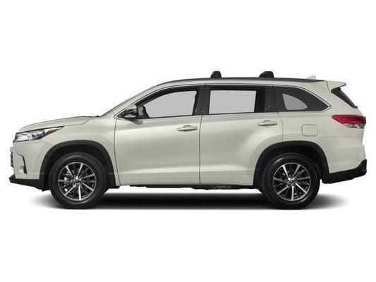 Toyota Highlander Xle >> 2019 Toyota Highlander Xle V6 Awd