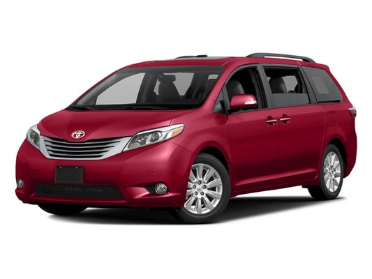 2016 Toyota Sienna 5dr 8 P Van Xle Fwd In Vancouver Wa