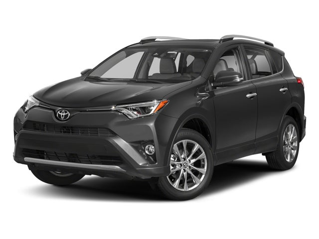 2018 Toyota Rav4 Limited Awd Toyota Dealer Serving