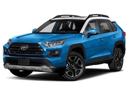 2019 Toyota Rav4 Adventure Awd In Vancouver Wa