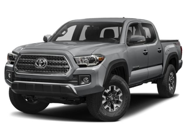 2019 Toyota Tacoma 4wd Trd Off Road Double Cab 5 Bed V6 At In Vancouver