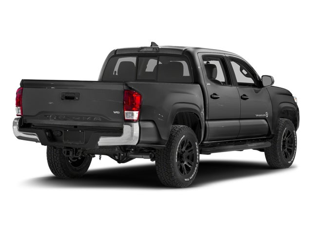 2017 Toyota Tacoma Sr5 Double Cab 6 Bed V6 4x4 At Vancouver Wa