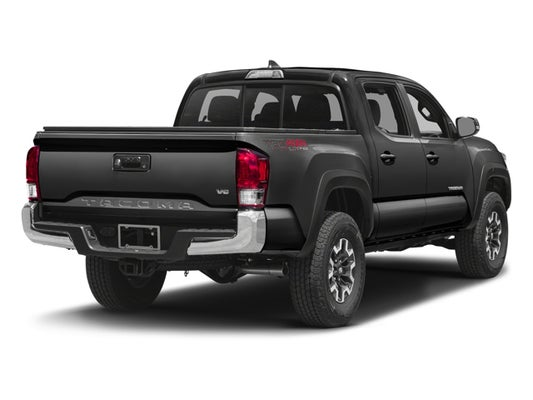 2017 Toyota Tacoma Trd Off Road Double Cab 5 Bed V6 4x2 At In Vancouver