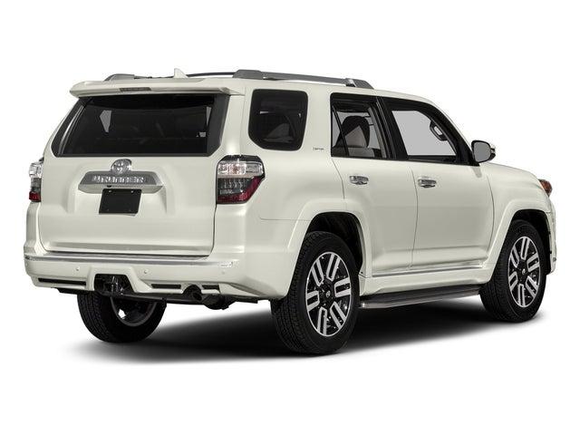 2018 Toyota 4runner Limited 4wd Toyota Dealer Serving