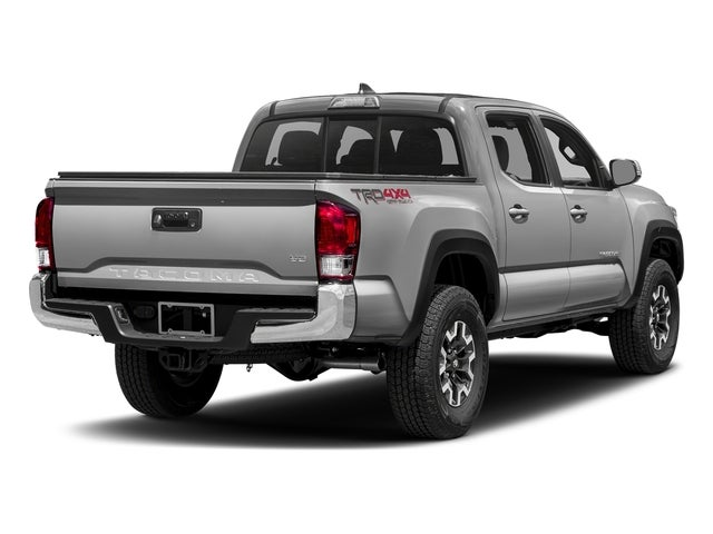 Toyota Dealership Vancouver >> 2018 Toyota Tacoma TRD Off Road Double Cab 5' Bed V6 4x4 AT - Toyota dealer serving Vancouver WA ...