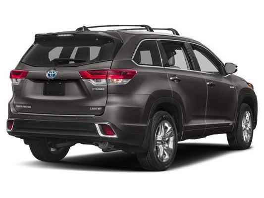 2019 Toyota Highlander Hybrid Limited Platinum In Vancouver Wa