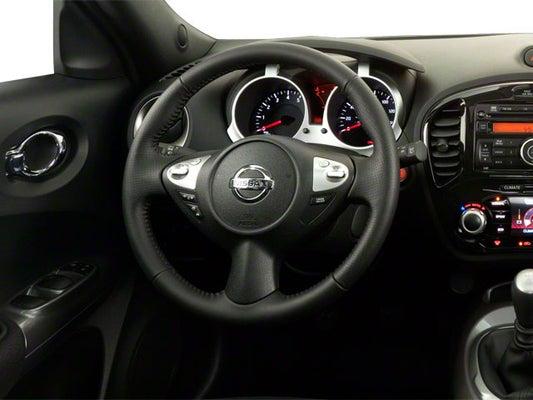 2011 Nissan JUKE 5dr Wgn I4 CVT SL AWD