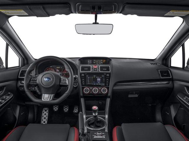 2017 Subaru Wrx Sti Limited Manual W Wing Spoiler In Vancouver Wa