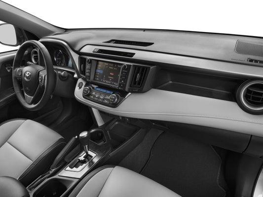 2017 Toyota Rav4 Platinum Awd Vancouver Wa Area Toyota Dealer