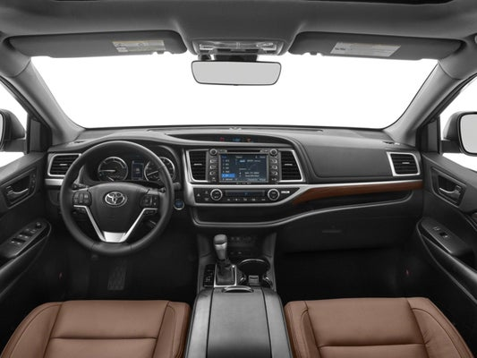 2017 Toyota Highlander Hybrid Limited Platinum In Vancouver Wa