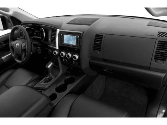 2019 Toyota Sequoia Trd Sport 4wd