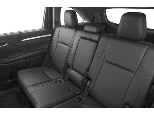 Astounding 2019 Toyota Highlander Xle V6 Awd Alphanode Cool Chair Designs And Ideas Alphanodeonline