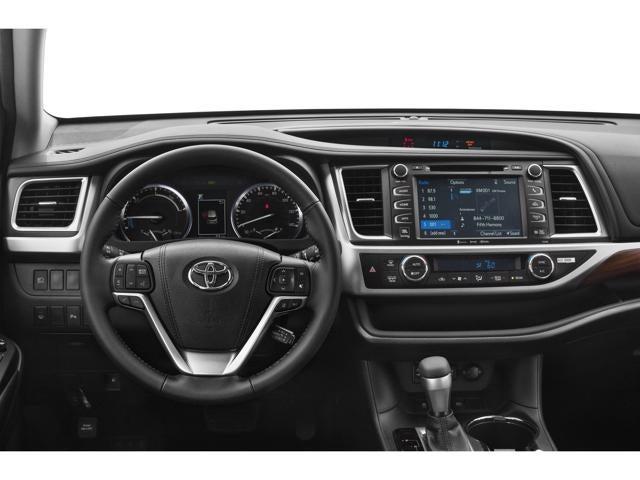2019 Toyota Highlander Hybrid Xle In Vancouver Wa