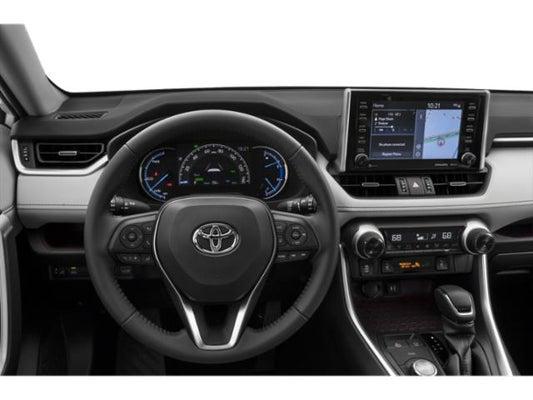 2019 Toyota Rav4 Hybrid Xse Toyota Dealer Serving Vancouver Wa