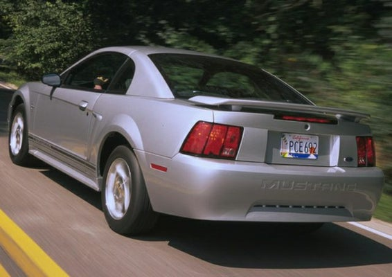 2001 Ford Mustang Standard In Vancouver Wa Toyota