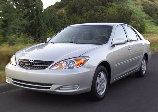 Superb 2005 Toyota Camry LE