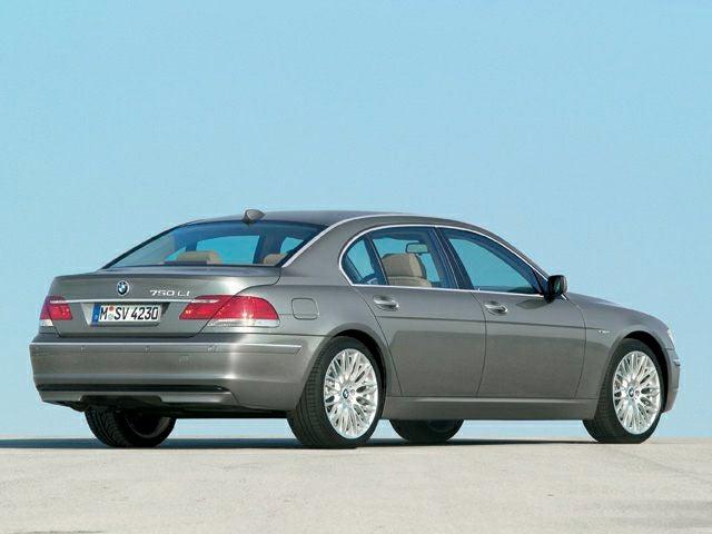 2006 BMW 7 Series 750Li 4dr Sdn In Vancouver WA
