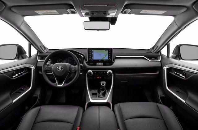 2019 Toyota Rav4 Limited Awd Toyota Dealer Serving Vancouver Wa