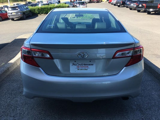 2014 toyota camry 4dr sdn i4 auto se ltd avail vancouver wa area toyota dealer serving vancouver wa new and used toyota dealership serving battle ground orchards gresham or wa 2014 toyota camry 4dr sdn i4 auto se ltd avail