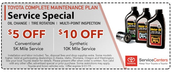 Complete Maintenance Plan Special