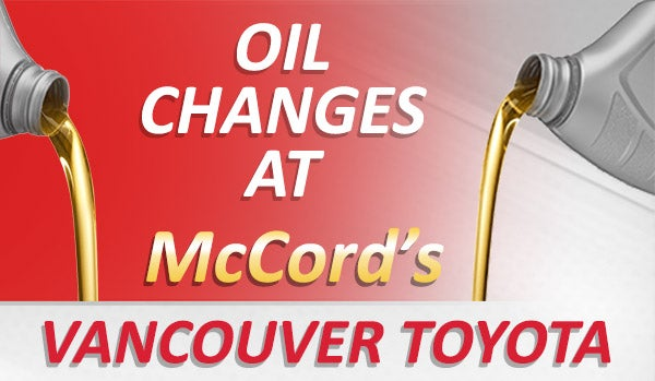 Get An Oil Change In Vancouver Wa Toyota